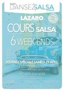 cours salsa 2017